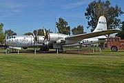 "Boeing WB-50D Superfortress '0-90351' ""Flight of the Phoenix"" (29288235450).jpg"