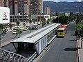 Bogotá Avenida Ochenta estación Av Boyacá Trnsmilenio Centro Titán Plaza.JPG