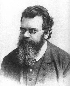 affiche Ludwig Boltzmann