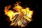 Bonfires are lit every 5th of November to commemorate the plot