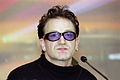 Bono U2 at press conference 2000.jpeg