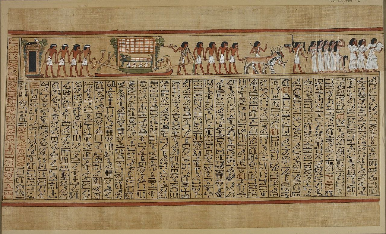 book of the dead hunefer