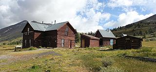 Boreas Railroad Station Site