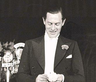 Louis Borel - Louis Borel in 1938