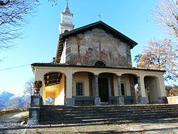 Borgosandalmazzo santuario madonna monserrato