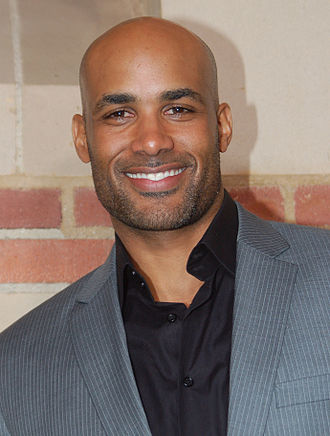Resident Evil: Afterlife - Image: Boris Kodjoe Dec 10