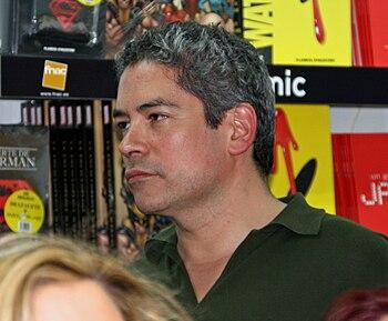 Boris Izaguirre %28Feria del Libro de Madrid%2C 6 de junio de 2008%29