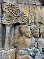 Borobudur - Divyavadana - 113 E (detail 1) (11705658526).jpg