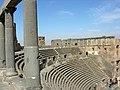 Bosra Amphitheatre, Syria 波士拉古罗马剧场 叙利亚 - panoramio.jpg