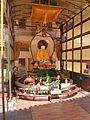 Botahtaung Pagoda Yangon 2013 Buddha shrine 1.jpg