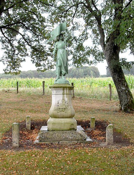 Bovée Monument Jeanne d'Arc