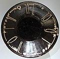 Bowl with maxim in Kufic script, Iran, Neyshabur, 10th century AD, underglaze slip-painted earthenware - Aga Khan Museum - Toronto, Canada - DSC06484.jpg