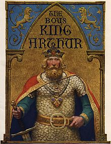 How does King Arthur relate to current event?