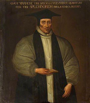 John Warner (bishop) - Image: Bp John Warner by John Taylor