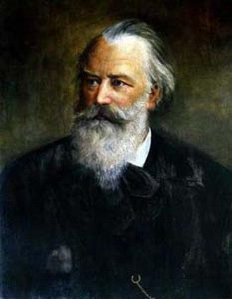 Clarinet Sonatas (Brahms) - The composer