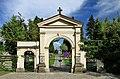 Brama cmentarza ewangelicko-augsburskiego w Cieszynie.JPG
