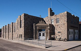 National Register of Historic Places listings in Douglas County, Minnesota - Image: Brandon Auditorium & Fire Hall