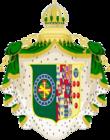 Brasão de S.M a Imperatriz D. Teresa Cristina.png
