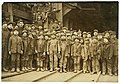 Breaker boys working in Ewen Breaker of Pennsylvania Coal Co. For some of their names see labels 1927 to 1930. LOC cph.3a24713.jpg