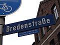 Bredenstraße, Celle, benannt nach Dr. Theodor Breden, 1838-1867 Bürgermeister der Stadt Celle.jpg