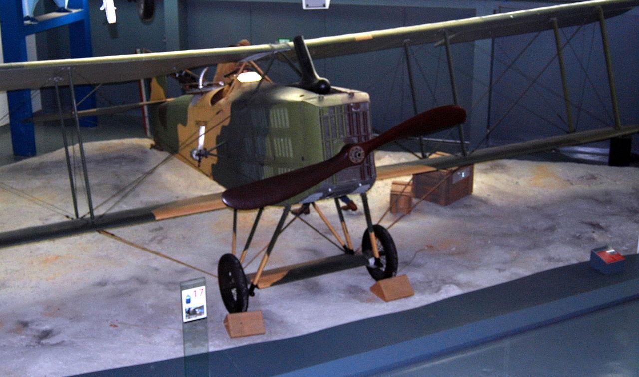 File breguet xiv a2 musee de l 39 air et de l 39 espace le for Bourget paris