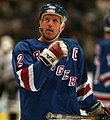 Brian Leetch New York Rangers 1997 Vancouver (cropped1).jpg