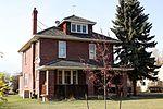 File:Brick Farmhouse, Edmonton (left).JPG