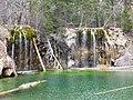 Bridal Veil Falls at Hanging Lake dyeclan.com - panoramio (1).jpg