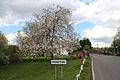 Bridge Road entry to Moreton village, Essex, England.jpg