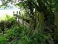 Bridge crossing on Crane Moor Dike - geograph.org.uk - 900112.jpg