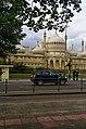 Brighton - Old Steine - View WNW on Royal Pavilion 1823 II.jpg