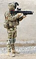 British Army Soldier in Full Kit in Afghanistan MOD 45152579.jpg