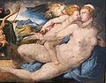 Bronzino (da michelangelo-pontormo), venere e amore, 04.JPG
