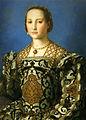 Bronzino - Eleonora di Toledo with her son (detail).jpg