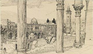 Esplanade du Haram