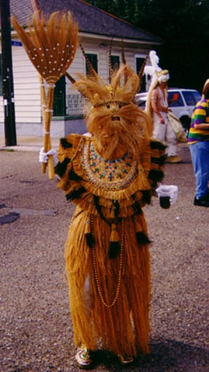 Faubourg Marigny Mardi Gras costumes - Costumer