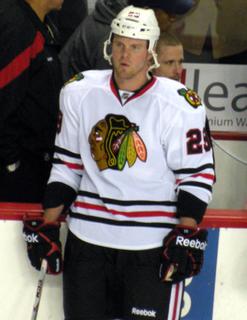 Bryan Bickell Canadian ice hockey player