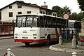 Brzozów, autobusové nádraží, autobusy Veolia.jpg