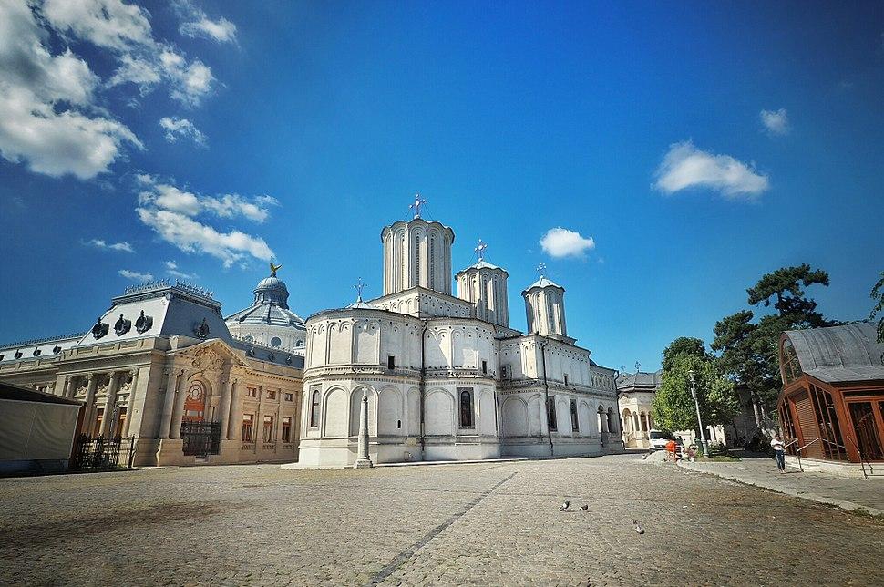 Bucharest - Metropolitan Hill (27790555614)