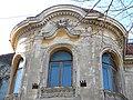 Bucuresti, Romania, Str. Henri Coanda (casa Macca - Institutul de Arheologie Vasile Parvan) B-II-m-B-18440 (detaliu 5).JPG