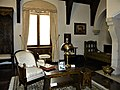 Bucuresti, Romania. MUZEUL NATIONAL COTROCENI. Colt intim din apartament. (B-II-a-A-19152).jpg