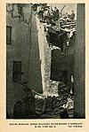 Budynek w Warszawie zniszczony przez rosyjską bombę lotniczą, 1915.jpg