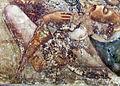Buffalmacco, trionfo della morte, morti 11 nobiluomo.jpg