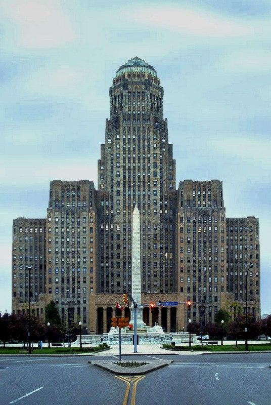 Buffalo City Hall - 001