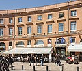 Building 13 place of President Thomas Wilson, Toulouse.jpg