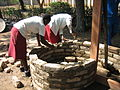 Building a spiral brick VIP toilet with special templates (5567265461).jpg