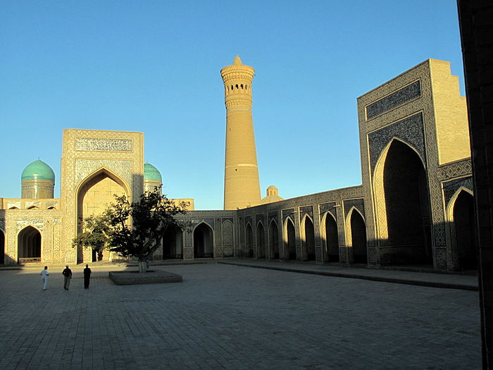 Mosque of Bukhara.