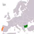 Bulgaria Portugal Locator.png