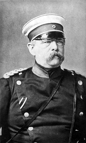 Kulturkampf - Bismarck c. 1875