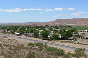Bunkerville, Nevada - Image: Bunkerville Nevada 2